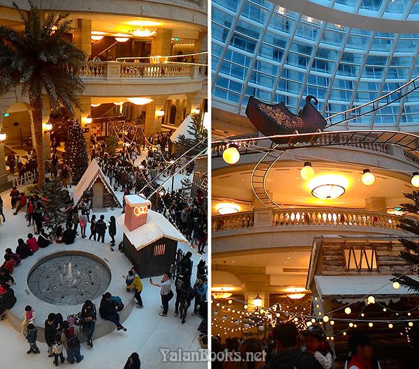 Taipei Life  Christmas Bellavita Romanticism 台北生活 圣诞节日 信义商圈 浪漫主义 Yalan雅岚 黑摄会